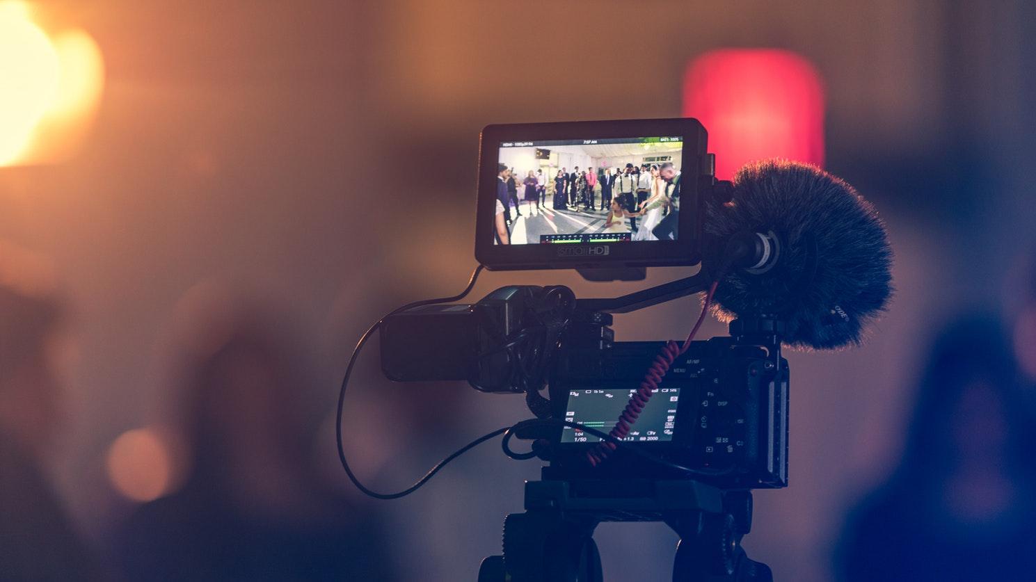 2 – Methuen drama video camera