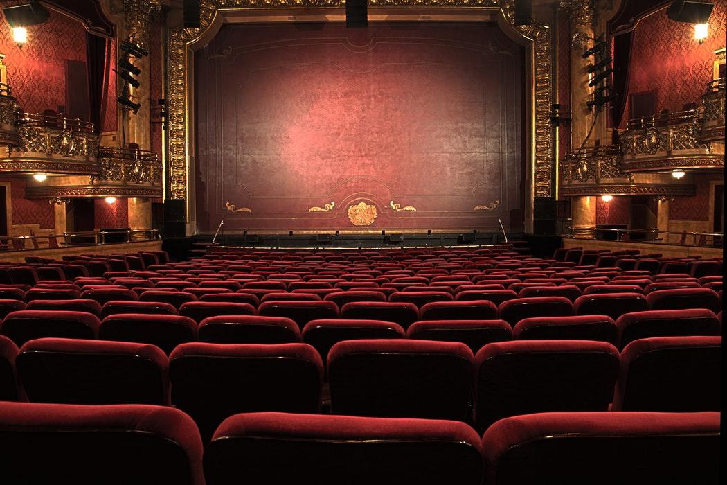 3 – Methuen empty theatre
