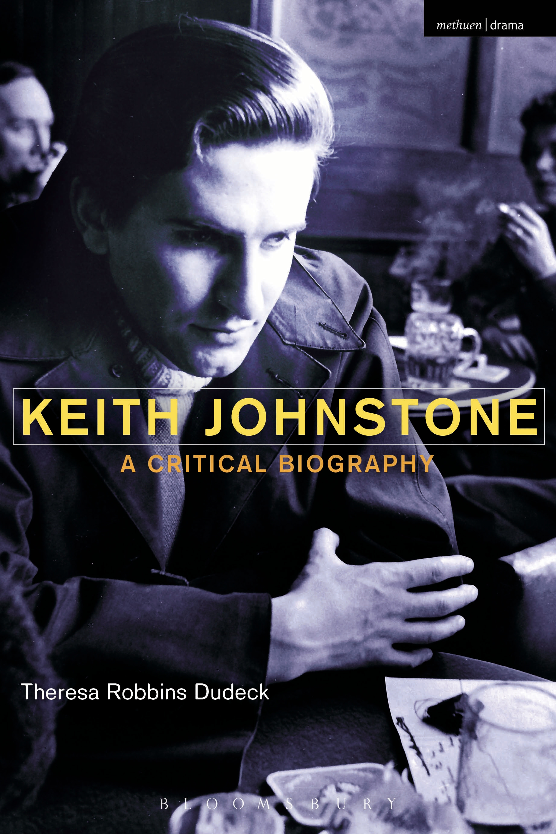 6 – Keith Johnstone