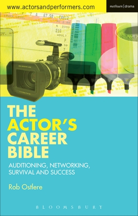 The Actor's Career Bible2