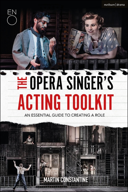 Opera Singer's Acting Toolkit