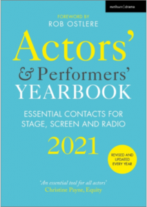 Actors' and Performers' Yearbook 2021